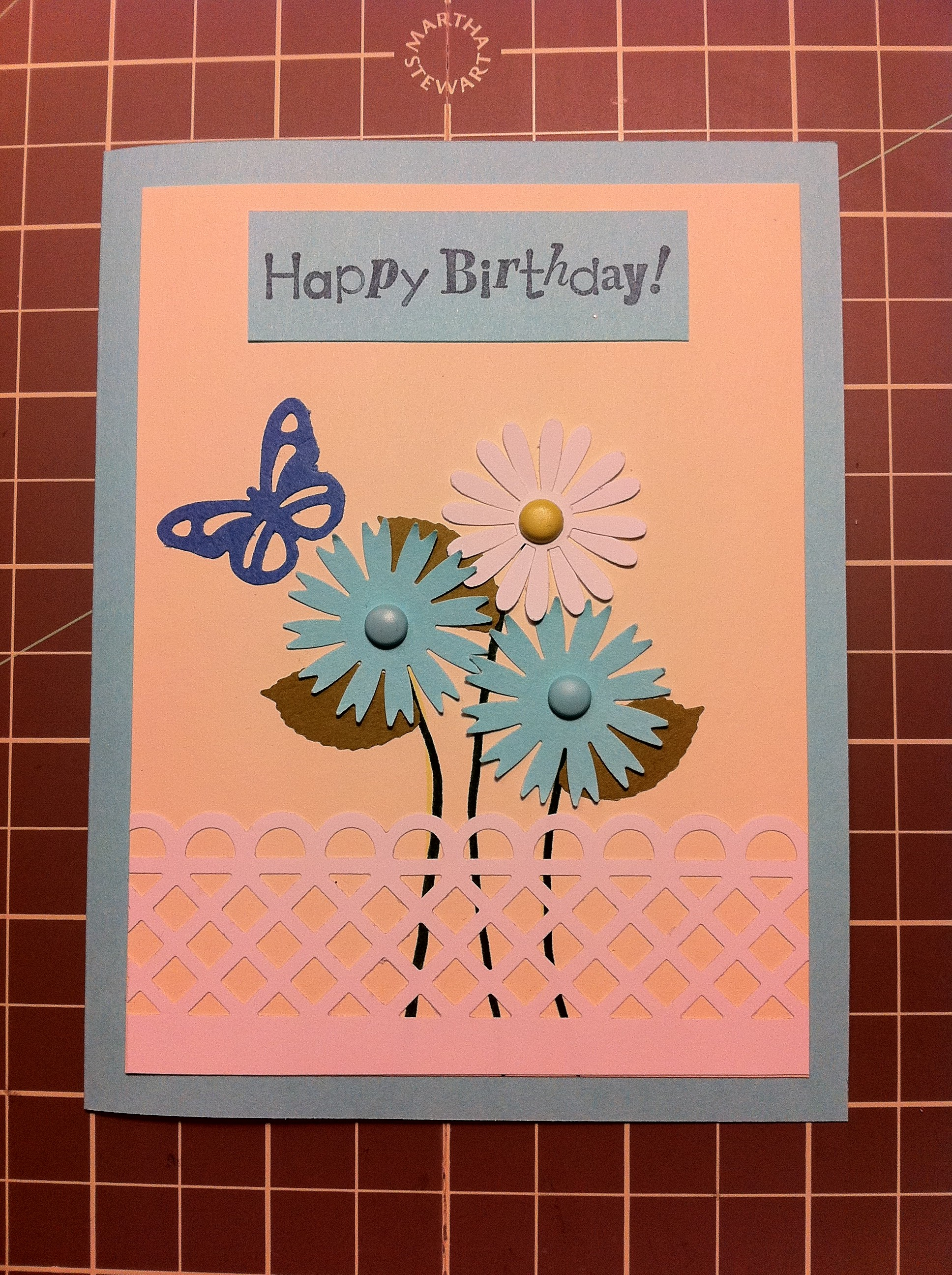 Card Gallery – Birthday Cards Craft