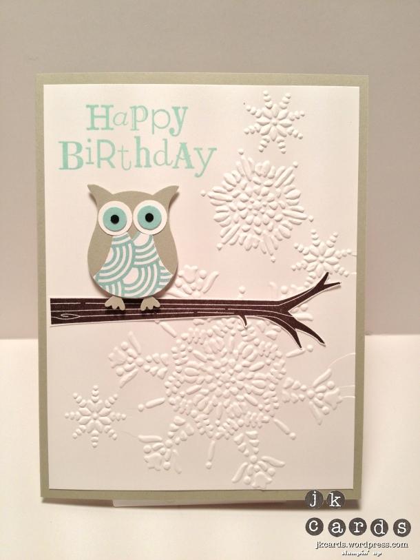 Donna B'day Card 2012