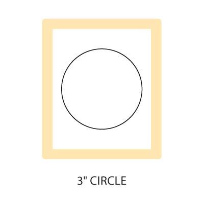 3%22 Circle Bigz Die