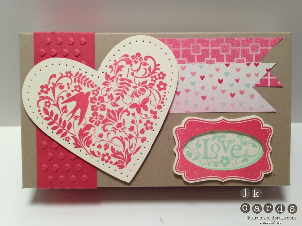 Stylin' Stampin' Blog Hop Box 1-10-2013