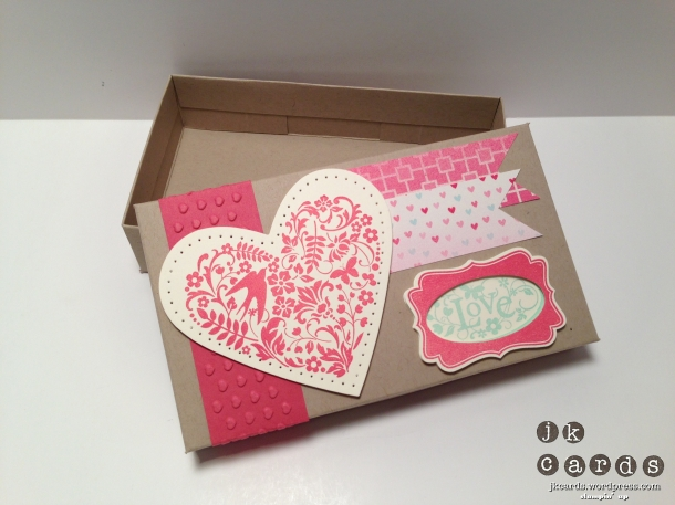 Stylin' Stampin' Blog Hop Box Open 1-10-2013