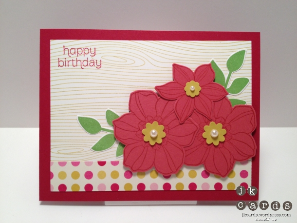 Stylin' Stampin' Blog Hop 1-10-2013