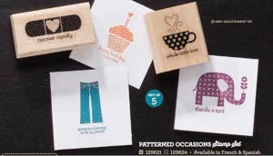 Patterned Occasions