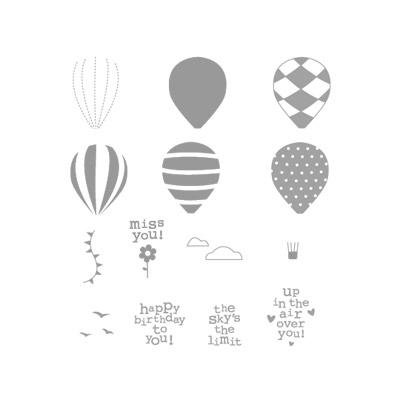 Up, Up & Away CM