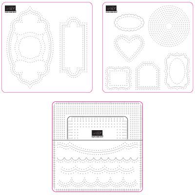 Essentials Paper-Piercing Pack