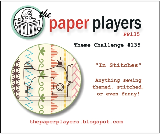 Paper Players 135 Theme 3-03-2013