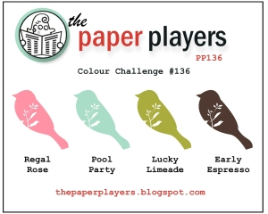 Paper Players #136 Color 3-10-2013