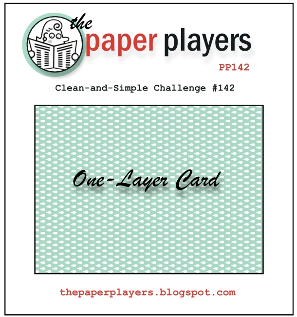 Paper Players 142 One Layer 4-21-2013
