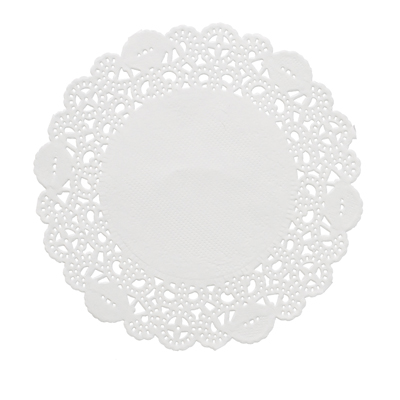 Tea Lace Paper Doilies
