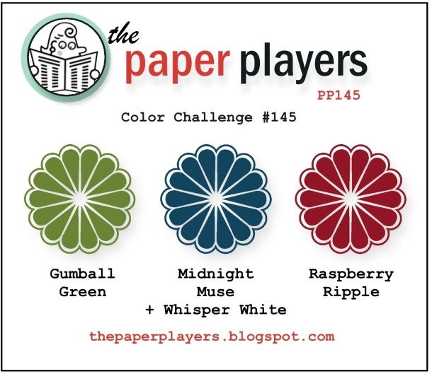 Paper Players #145 Colors 5-12-2013