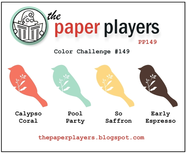 Paper Players #149 Colors 6-09-2013