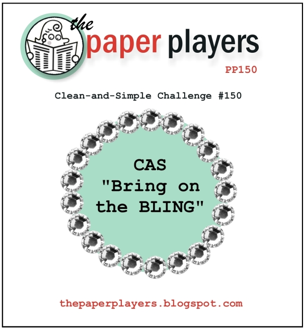 Paper Players #150 Bling 6-16-2013