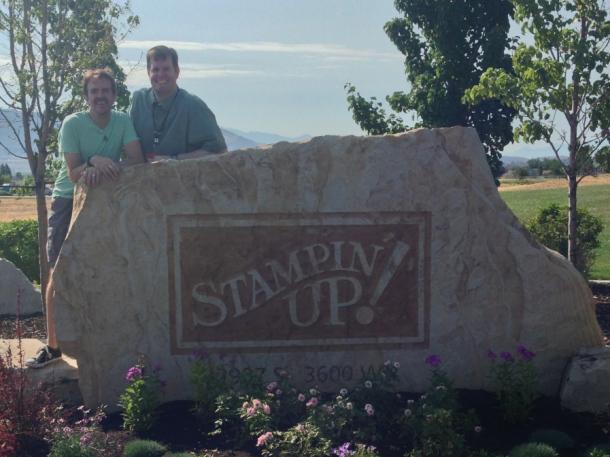 Stampin' Up!, Brian King, Justin Krieger