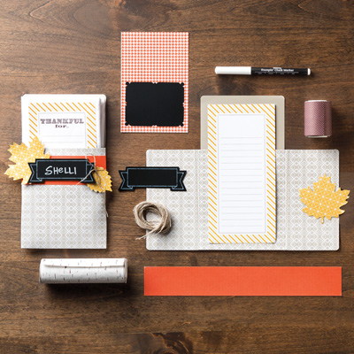 Thankful Tablescape Simply Created Kit