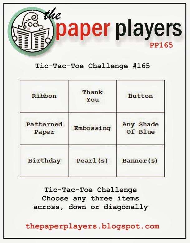 Paper Players #165