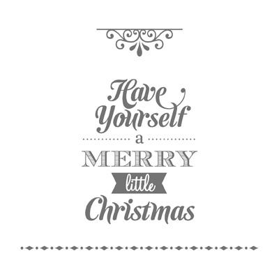 Merry Little Christmas CM