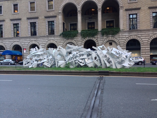 Park Ave Sculpture 2