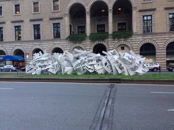Park Ave Sculpture 2
