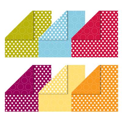 Polka Dot Parade Designer Series Paper