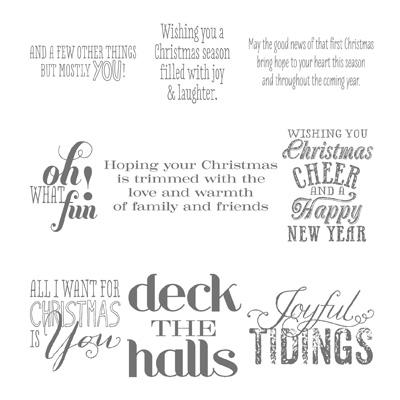 Christmas Messages CM