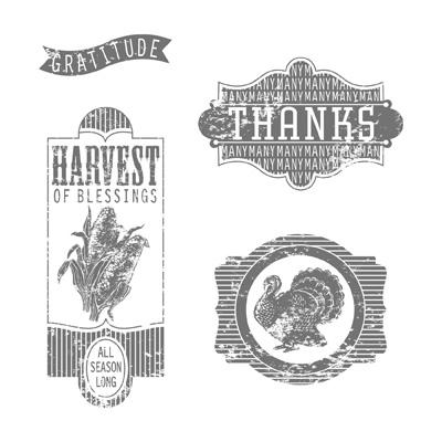 Harvest of Thanks CM