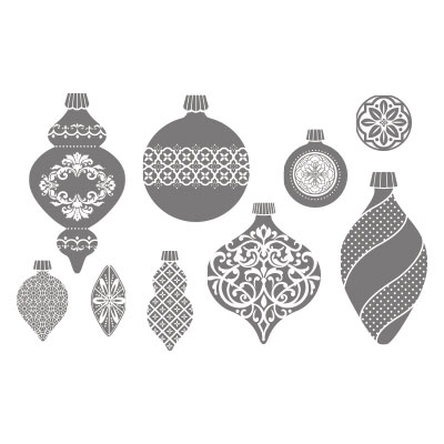 Ornament Keepsakes CM