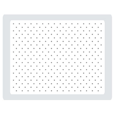 Perfect Polka Dots Texture Embossing Folder
