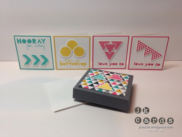 Control Freaks December Blog Tour - Occasions Box & Cards