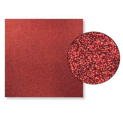 Red Glimmer Paper