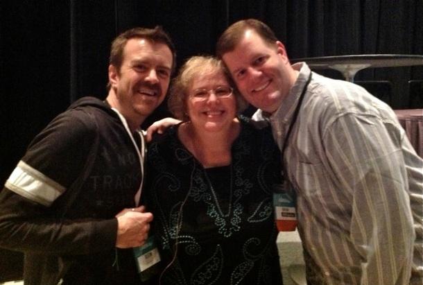 Bonnie, Brian & I Lead 2014