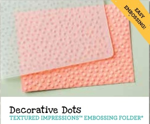 Decorative Dots TIEF