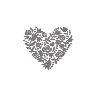 Flowerful Heart WM