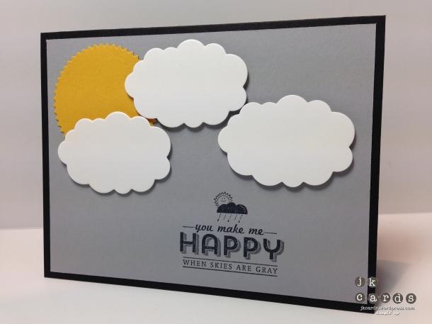 Happy Sun & Clouds-WM
