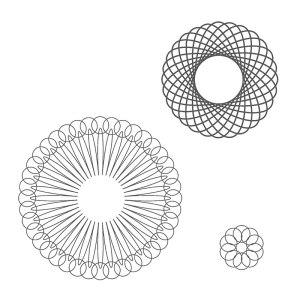 Spiral Spins CM