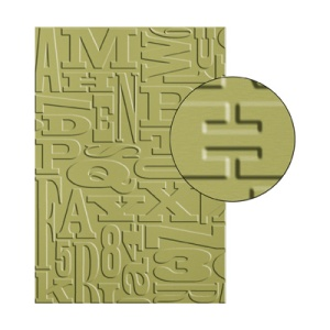 Alphabet Press TIEF