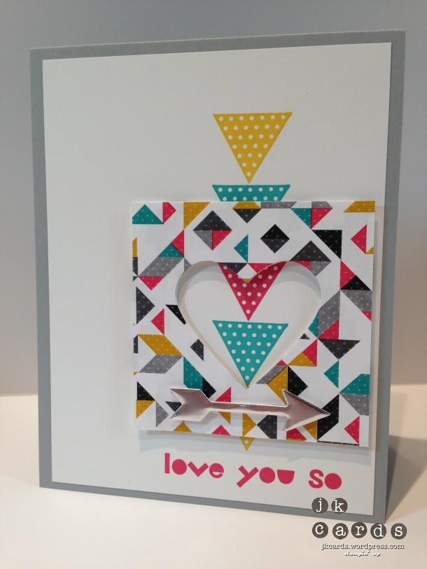 Geometrical Love-WM