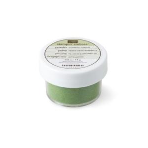 Gumball Green Stampin' Emboss Powder