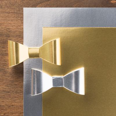 Paper craft crew 80 jk cards for Silver foil paper craft