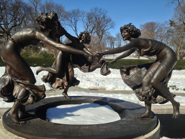Untermyer Fountain