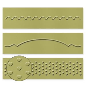 Adorning Accents Texture Impressions Embossing Folders