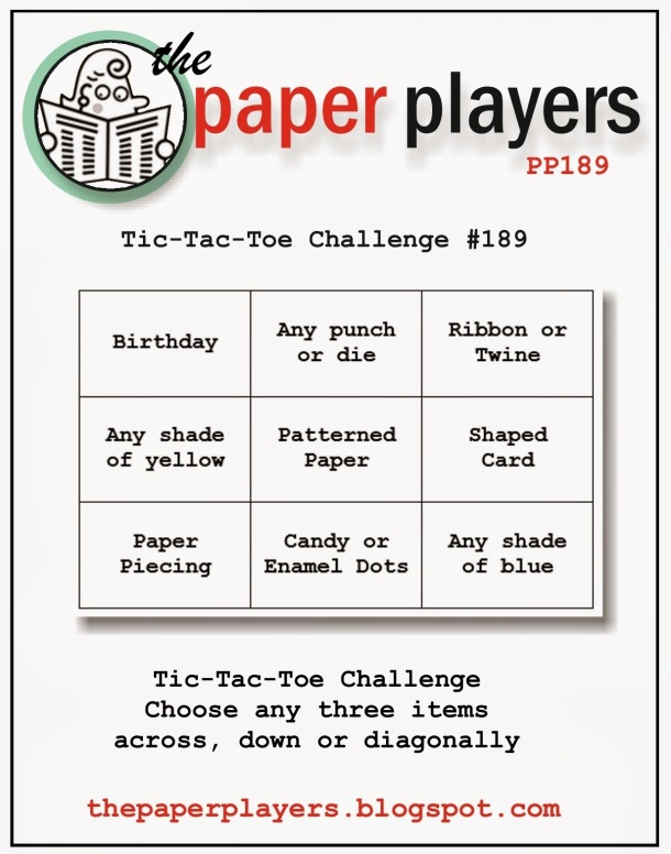 Paper Players #189