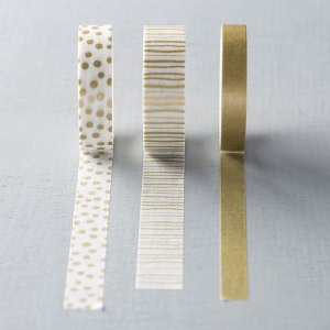 Watercolor Wonder Designer Washi Tape