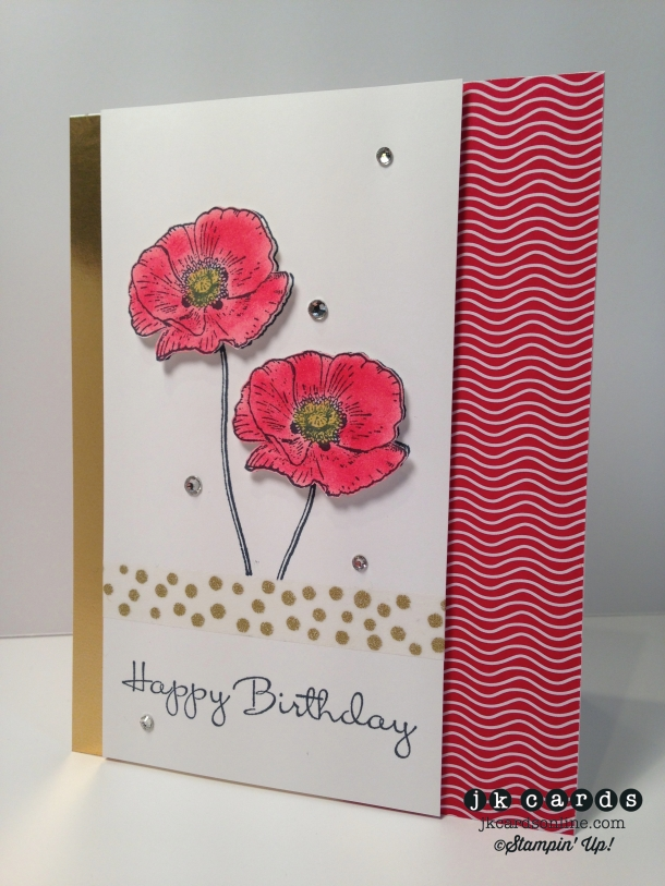 Watercolor Gold B'day-WM