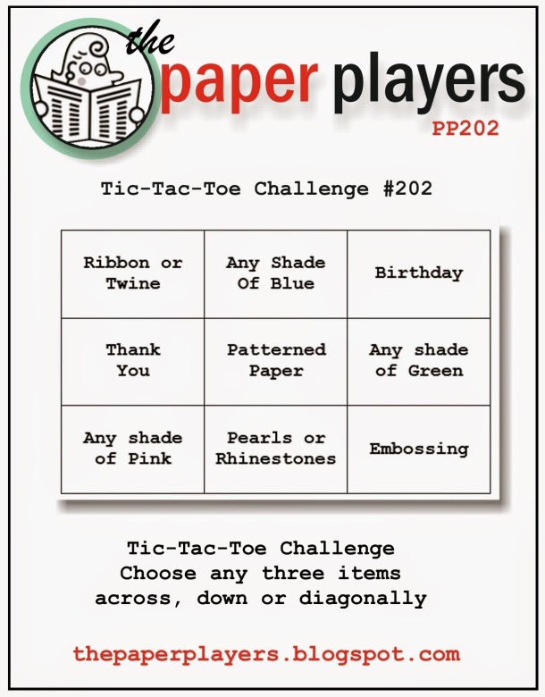 Paper Players #202