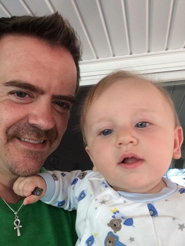 Daniel & I 7-07-2014