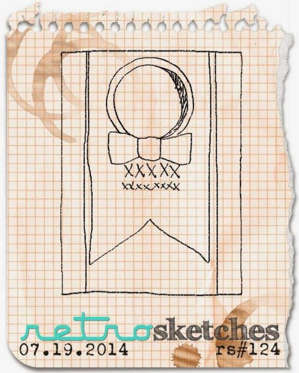 Retro Sketches 124