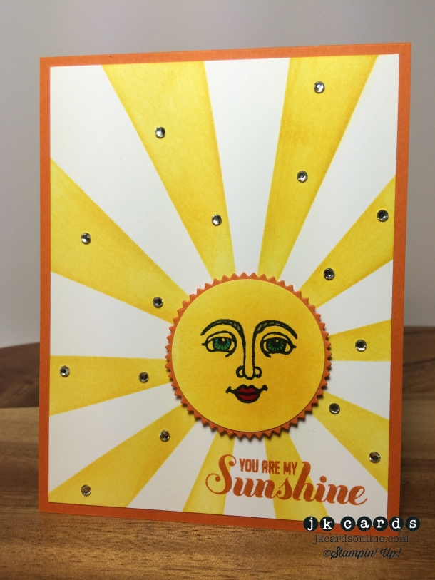 Rhinestone Sunshine-WM