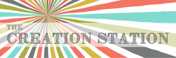 creation station header