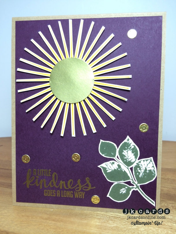Creation Station Tour 8 - Eclectic Card