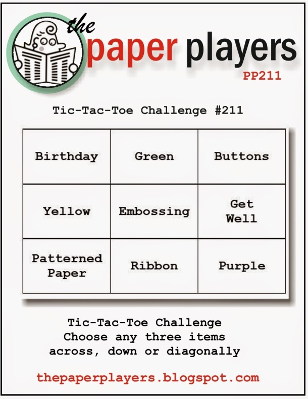 Paper Players #211